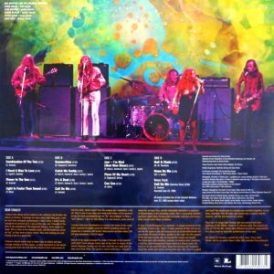 BIG BROTHER & THE HOLDING COMPANY live at the carousel ballroom 1968 LP