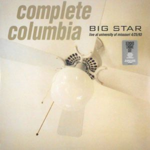 BIG STAR complete columbia LP