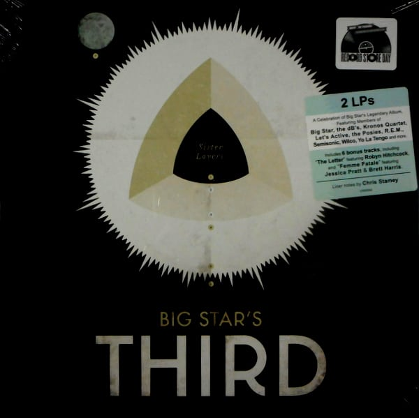 BIG STAR third live - stroke it noel LP