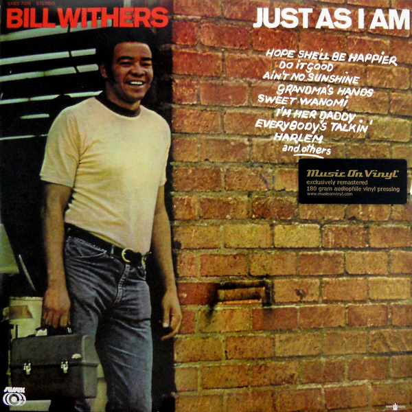 WITHERS, BILL just as I am LP