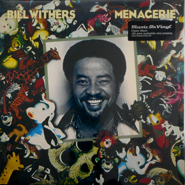 WITHERS, BILL menagerie LP