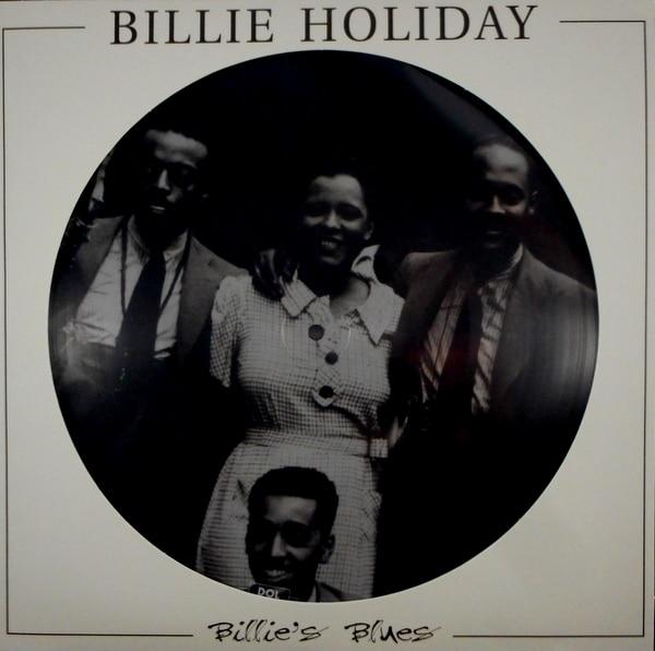HOLIDAY, BILLIE billie's blues - pic disc LP