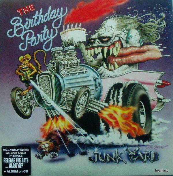 birthday party junkyard lp
