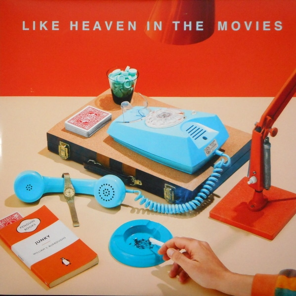 BISCOTTI like heaven in the movies LP