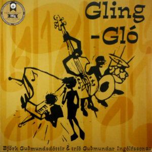 BJORK gling-glo LP