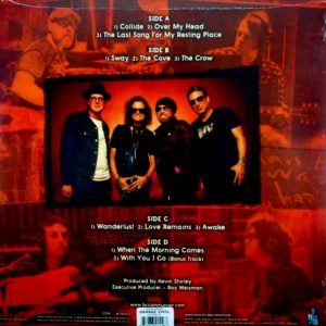BLACK COUNTRY COMMUNION BCCIV LP