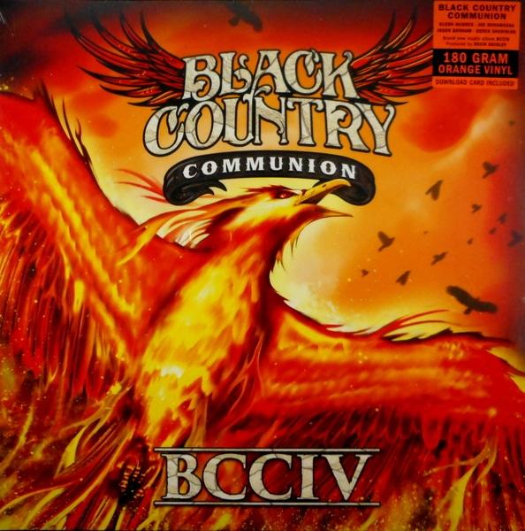 BLACK COUNTRY COMMUNION BCCIV LP