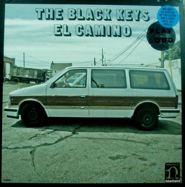 black keys el camino lp