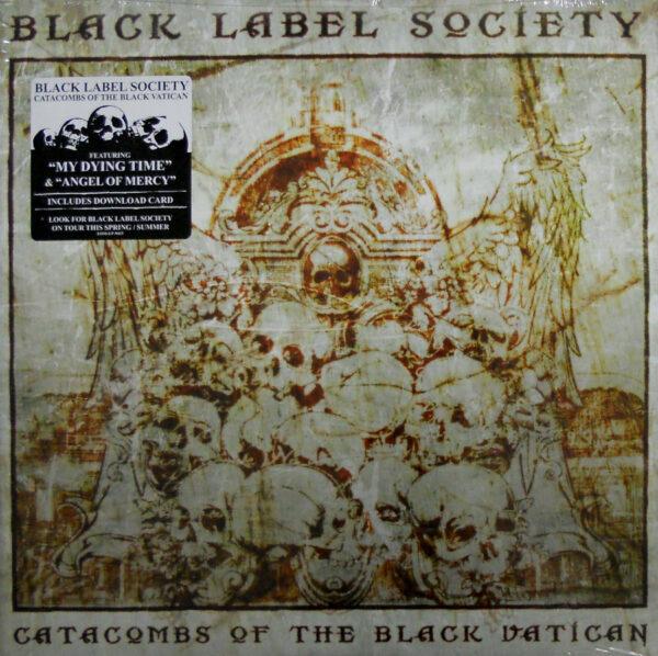 black label society catacombs lp