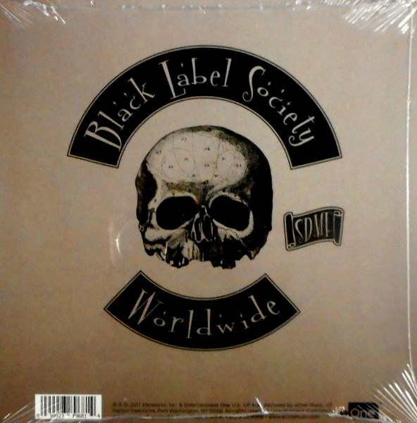 BLACK LABEL SOCIETY room of nightmares 7""
