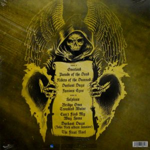 BLACK LABEL SOCIETY the song remains not the same LP back