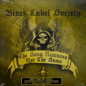 BLACK LABEL SOCIETY the song remains not the same LP