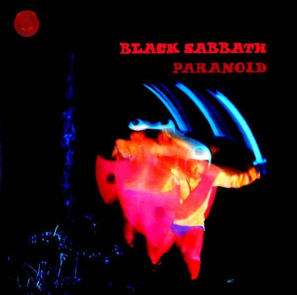 BLACK SABBATH paranoid LP