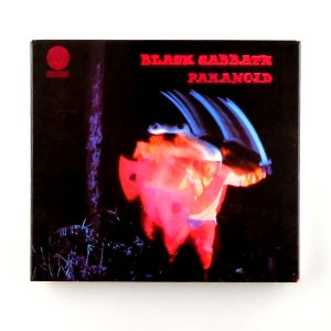 BLACK SABBATH paranoid deluxe cd