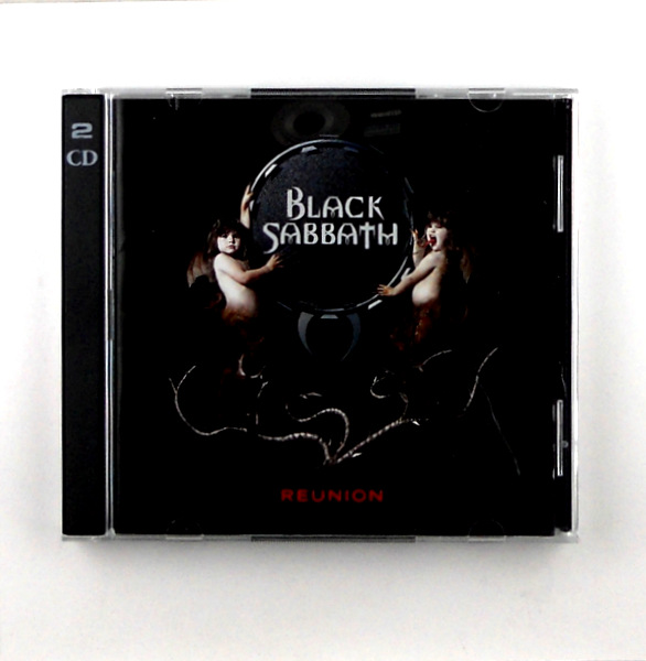 BLACK SABBATH reunion CD