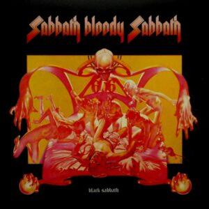 BLACK SABBATH sabbath bloody sabbath - 180g vinyl LP