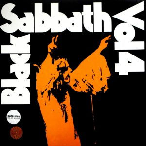BLACK SABBATH volume 4 - 180g vinyl LP