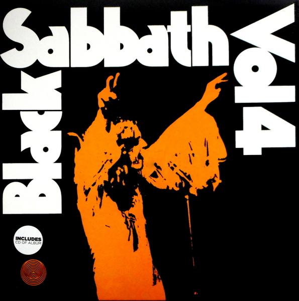 BLACK SABBATH volume 4 - 180g vinyl LP