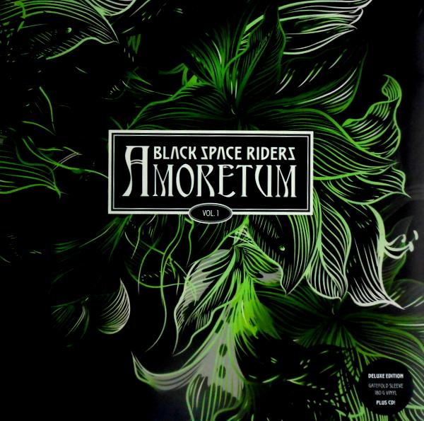 BLACK SPACE RIDERS amoretum vol 1 LP