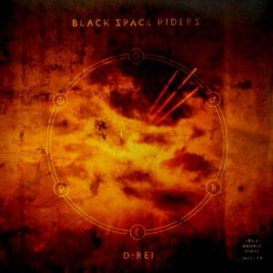 BLACK SPACE RIDERS D:Rei LP