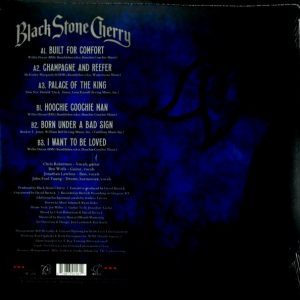 BLACK STONE CHERRY black to blues - col vinyl LP