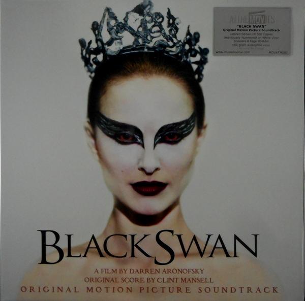 MANSELL, CLINT the black swan LP