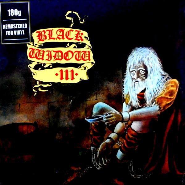BLACK WIDOW black widow 3 LP