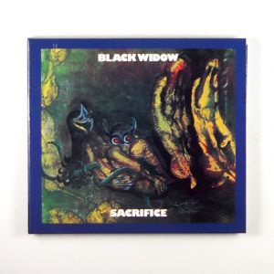 BLACK WIDOW sacrifice CD