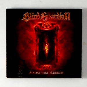 BLIND GUARDIAN beyond the red mirror CD