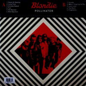 BLONDIE pollinator - white vinyl LP