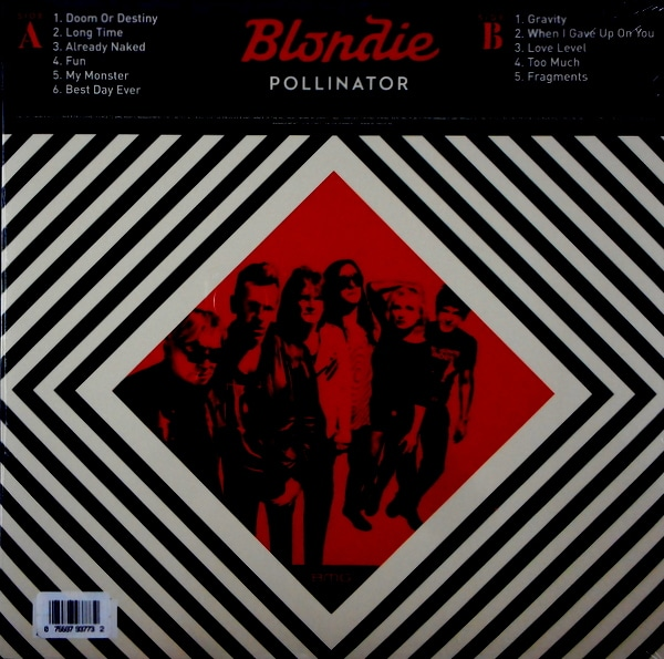 BLONDIE pollinator - white vinyl LP