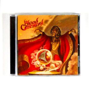 BLOOD CEREMONY blood ceremony CD