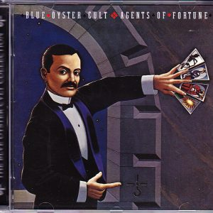 blue oyster cult agents cd