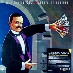 blue oyster cult agents of fortune lp