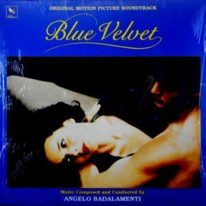 BADALAMENTI, ANGELO blue velvet LP