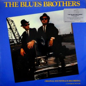 VARIOUS ARTISTS the blues brothers LP