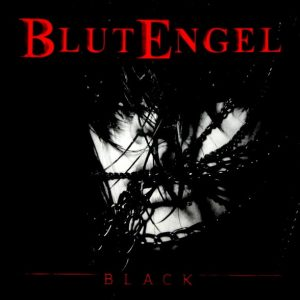BLUTENGEL black LP