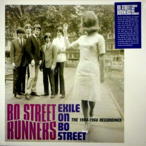 BO STREET RUNNERS exile on bo street LP