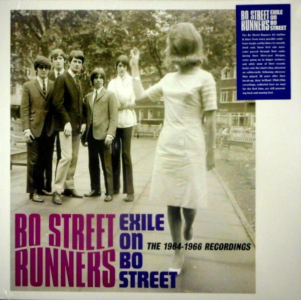 BO STREET RUNNERS exile on bo street LP