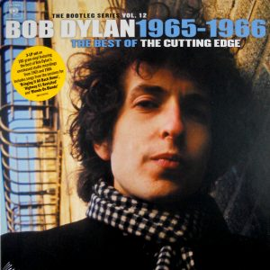 DYLAN, BOB the best of the cutting edge 1965 - 1966 LP