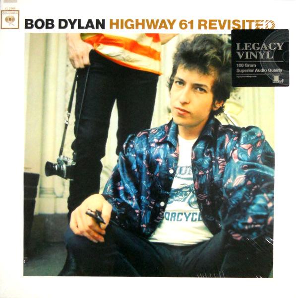 DYLAN, BOB highway 61 revisited LP