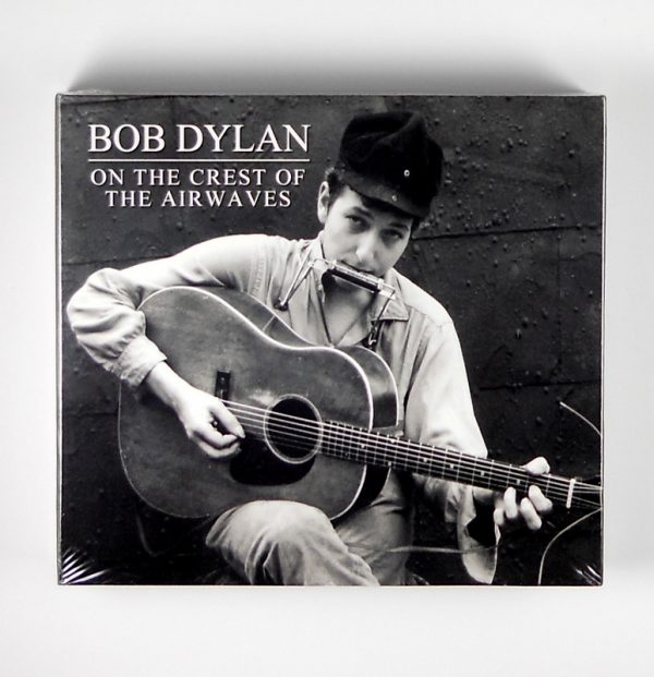 DYLAN, BOB on the crest of the airwaves - box set CD