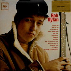 DYLAN, BOB bob dylan LP