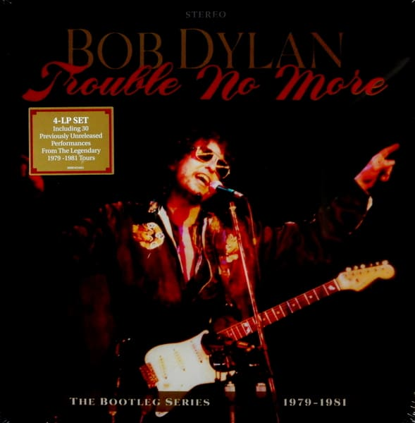 DYLAN, BOB trouble no more - bootleg series vol 13 LP