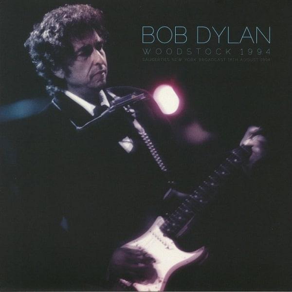 DYLAN, BOB woodstock 1994 LP