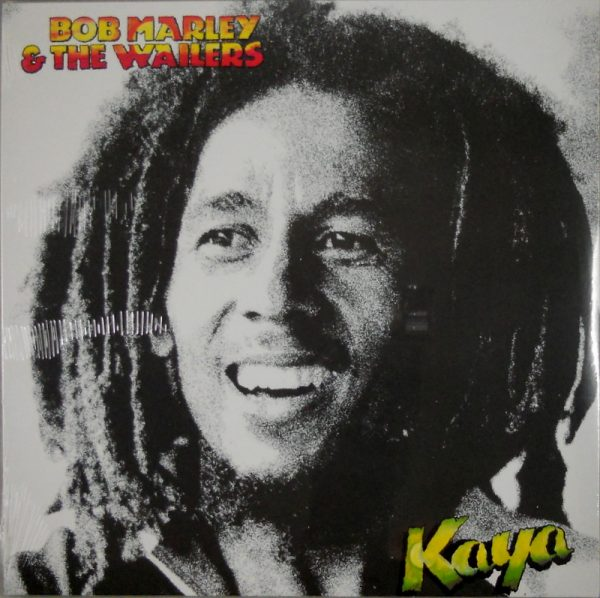 MARLEY, BOB & THE WAILERS kaya LP