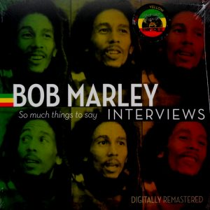 MARLEY, BOB & THE WAILERS so much things to say LP