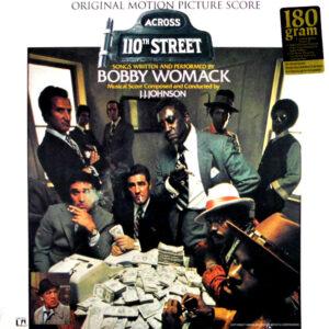 WOMACK, BOBBY across 110th street LP