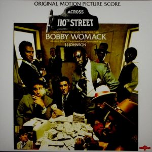 WOMACK, BOBBY across 110th street LP