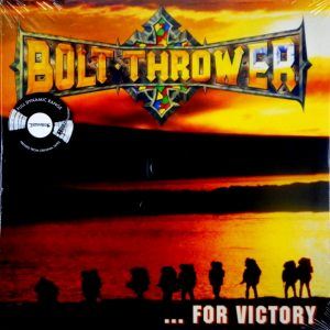 BOLT THROWER for victory LP